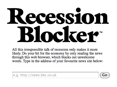 recession blocker