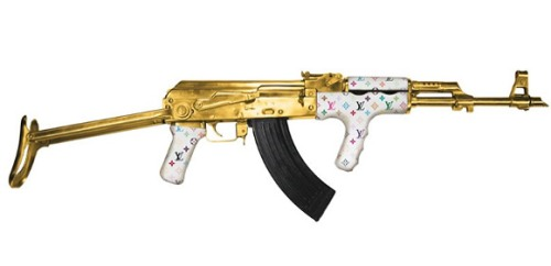 LOUIS VUITTON  AK-47 7.62×39mm
