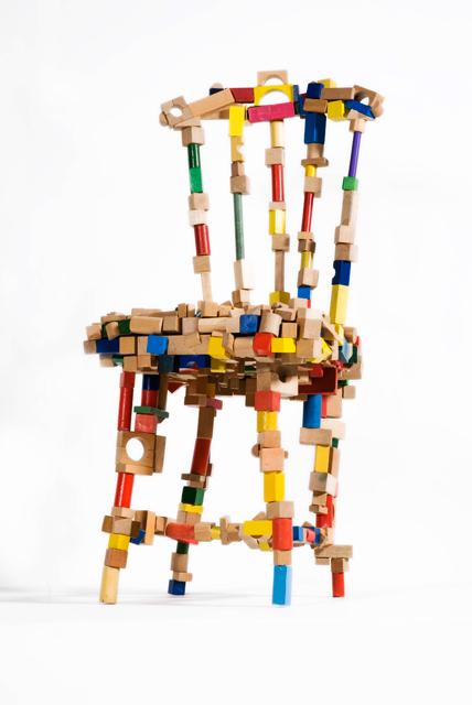 Brickchair von Pepe Heykoop