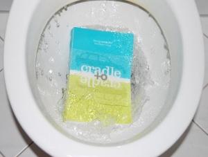 Durabook = waterproof?