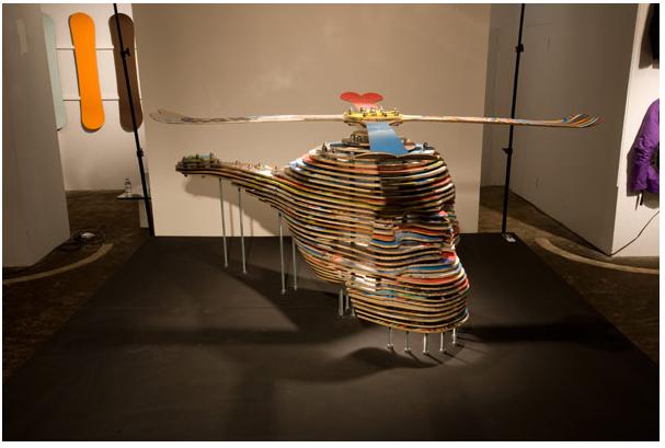 art of skateboard von harumaki und hirosher sch ner w. Black Bedroom Furniture Sets. Home Design Ideas