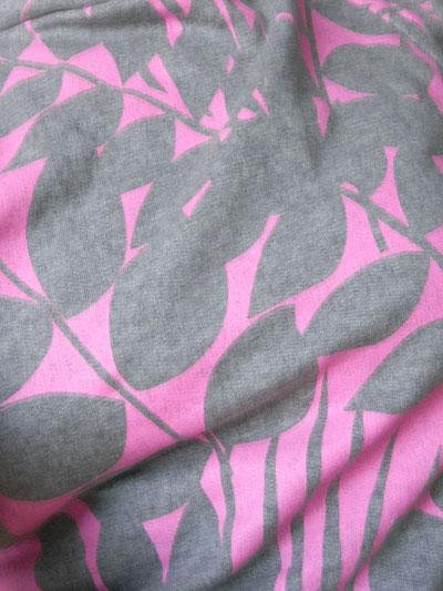 Negativprint auf meinem neuen Ken Panda-Sweater