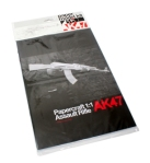 AK47 Paper Gun Model Kit
