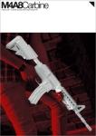 M4A8 Paper Gun Model Kit