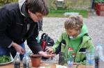 Kinderprogramm – Urban Farming in den Prinzessinnengärten