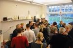 Schoko- und Weinverkostung (bio, selbstverständlich)