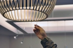 Lampe aus Finnland