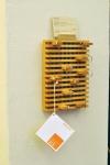 Schlüsselboard aus Holz