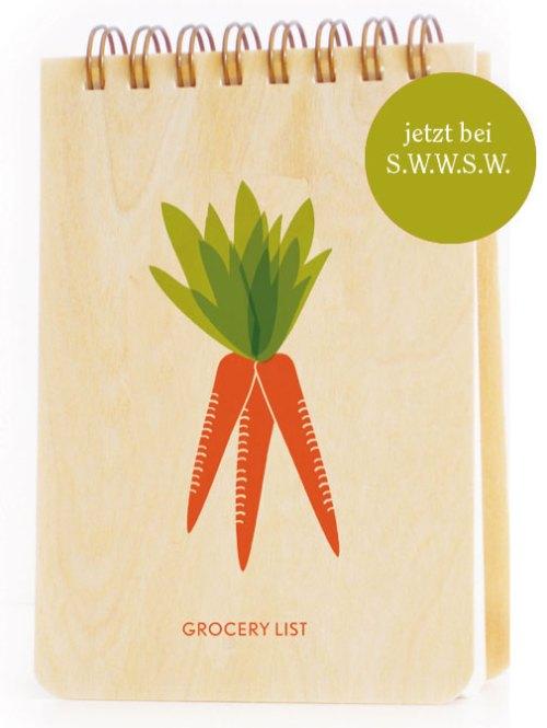 Carrotmob bei S.W.W.S.W.: Wunderbare Recyclingprodukte von Night Owl Papergoods!
