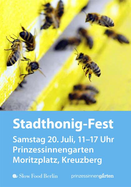 Stadthonig-Fest